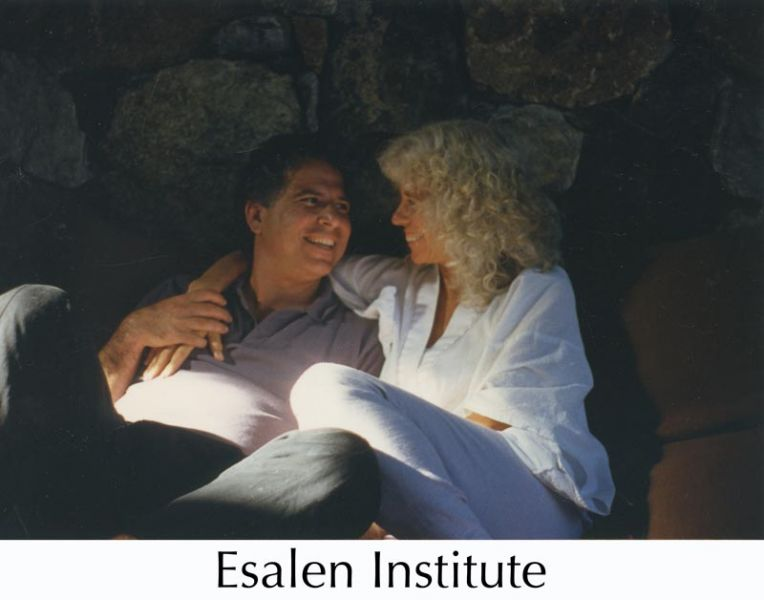12c Eli-and-Gangaji-teaching-at-Esalen-1983